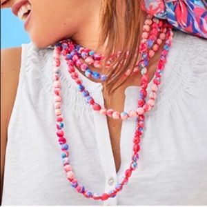 Lilly Pulitzer Wrap Necklace Brand New